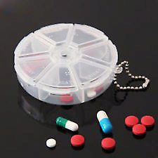 Pill Box Organizer 7