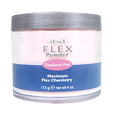 Translucent Pink Flex Polymer Powder 113 г