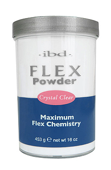 Crystal Clear Flex Polymer Powder 453 г