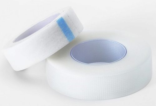 Eye tape white