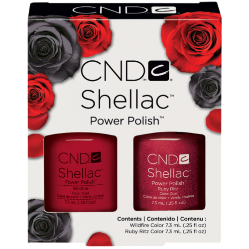 Shellac Perfect Pair