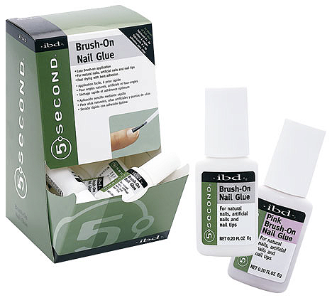 Brush-On Nail Glue 6 г