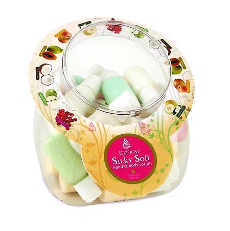 Silky Soft Cucumber Melon Lotion 28 мл