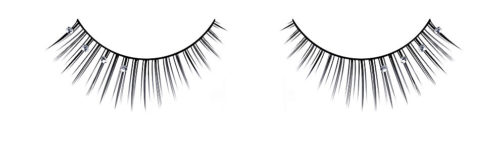 SP DIVA Strip Lash Black Fancy