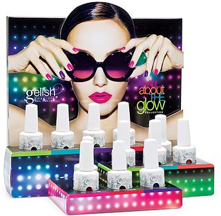Gelish All About The Glow 12 шт Collection