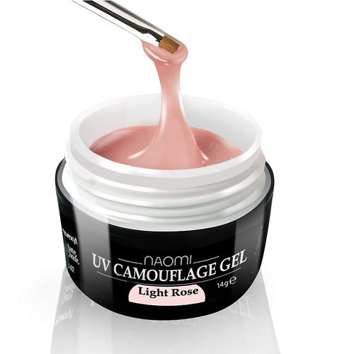 UV Camouflage Gel Light Rose 14 г