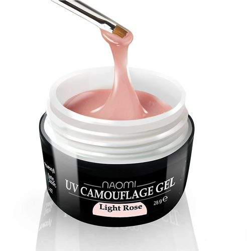 UV Camouflage Gel Light Rose 28 г