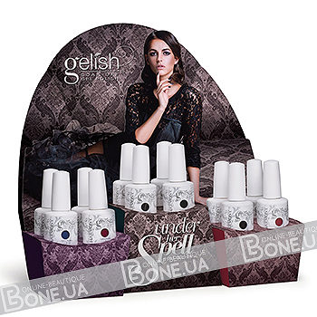 Gelish Under Her Spell Collection 12 шт.