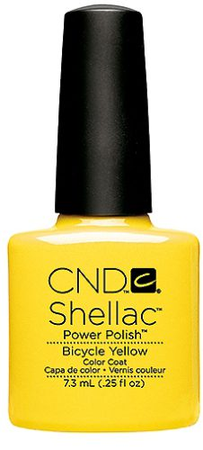 Shellac Bicycle Yellow 7,3 мл