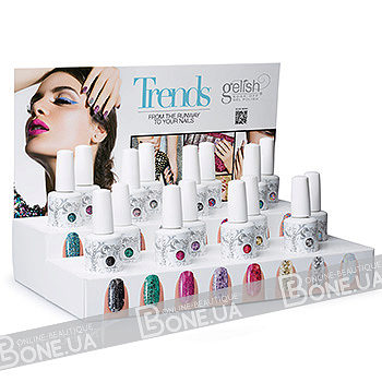 Gelish Trends 16 pc Collection