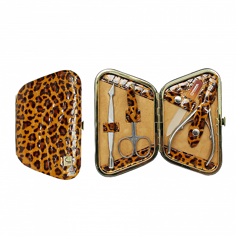 Manicure Tools Case Trapeze Frame