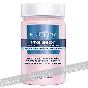 ProHesion studio cover warm pink nail sculpting powder 660 г