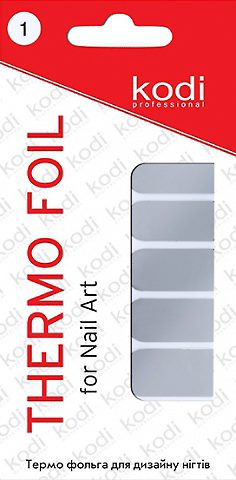 Thermo foil for nail art №1