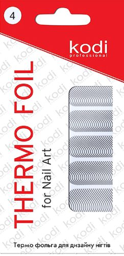 Thermo foil for nail art №4