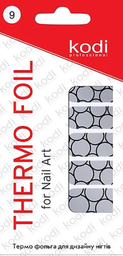 Thermo foil for nail art №9