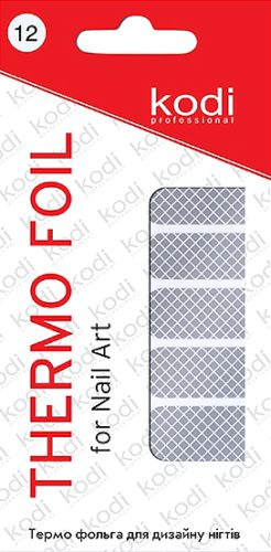 Thermo foil for nail art №12
