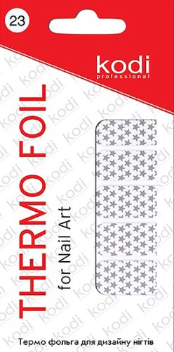 Thermo Foil For Nail Art №23
