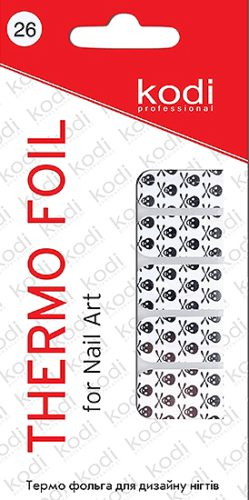 Thermo Foil For Nail Art №26