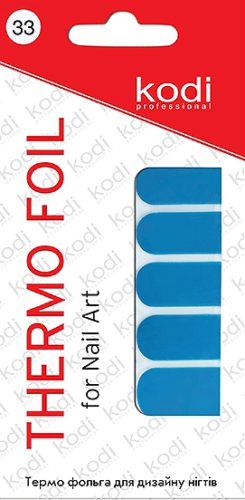 Thermo foil for nail art №33