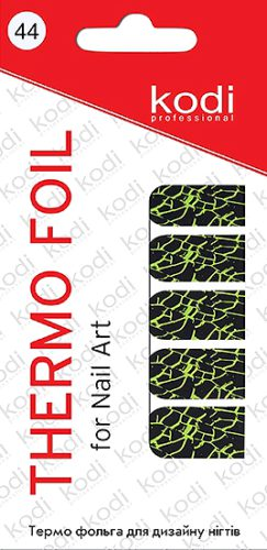 Thermo foil for nail art №44