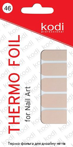 Thermo foil for nail art №46