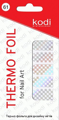 Thermo Foil for Nail Art №61