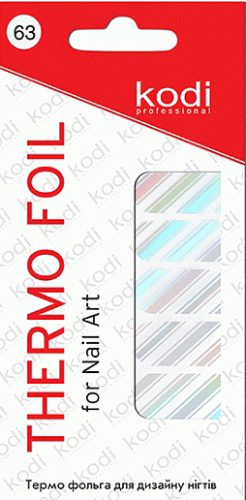 Thermo Foil For Nail Art №63