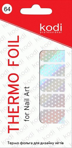 Thermo Foil For Nail Art №64