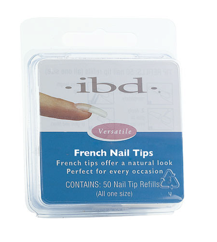 Perfect French Nail Tips №8
