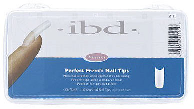 Perfect French Nail Tips 100