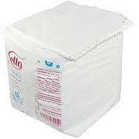 Napkins spunlace smooth white 20*20см 100 шт
