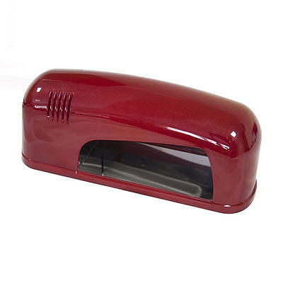 UV Lamp 9 W Red
