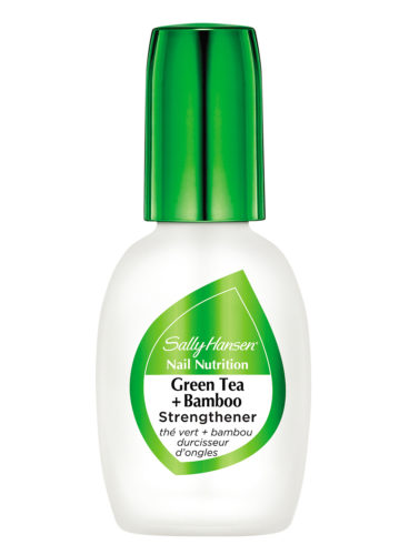 Green tea + bamboo strengthener 13,3 мл