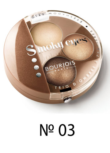 Smoky Eyes №03 4,5 г