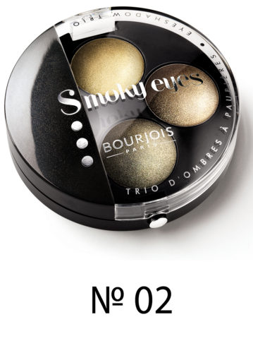 Smoky Eyes №02 4,5 г