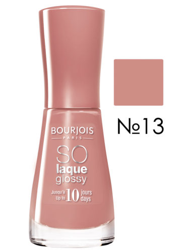 So Laque Glossy №13 10 мл