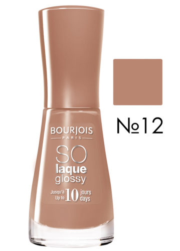 So Laque Glossy №12 10 мл