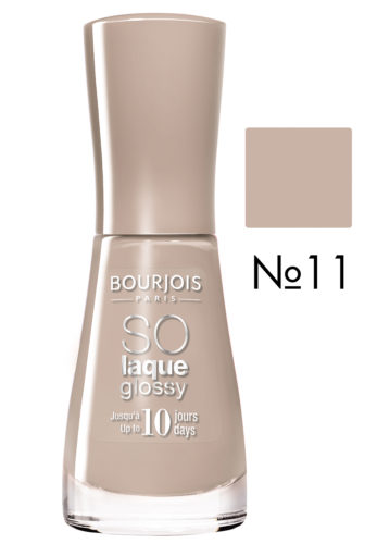 So Laque Glossy №11 10 мл