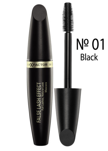 False Lash Effect №01 Black waterproof 13,1 мл