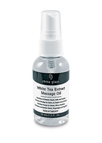 White Tea Extract Massage Oil, 59 мл.