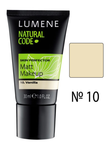 NC Matt Make-Up №10 30 мл