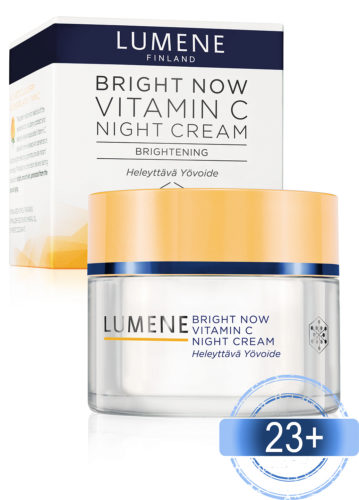 Lumene Vitamin C BN Night Cream 50 мл