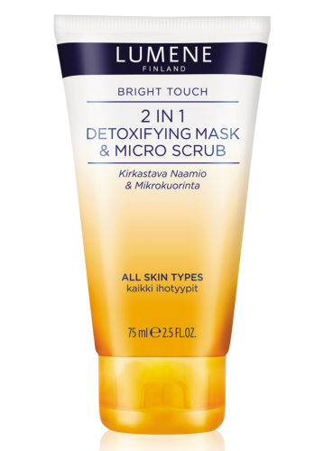Bright Touch Mask and Scrub 75 мл