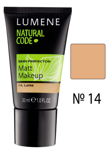NC Matt Make-up №14 30 мл