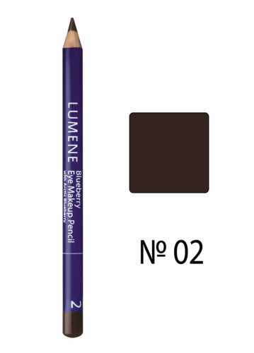 Blueberry Eye Makeup №02 1,1 г