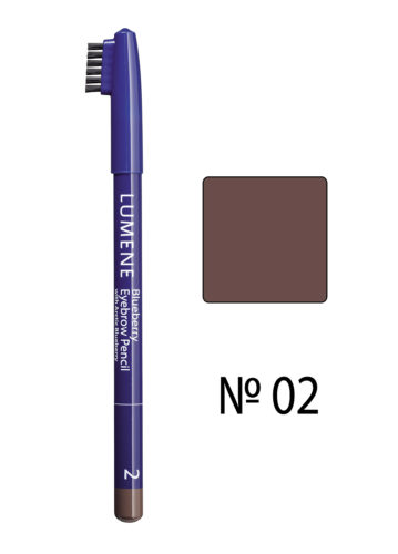 Blueberry Eyebrow №02 1,1 г