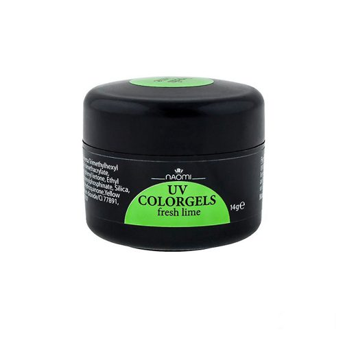 UV Colorgels Fresh Lime 14 г