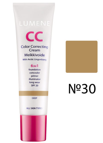 CC Cream №30 Deep 30 мл