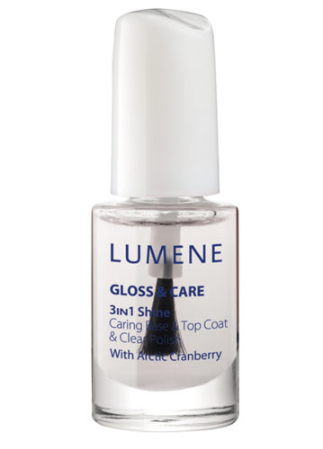 Gloss and Care 3in1 aligning the nail plate 5 мл