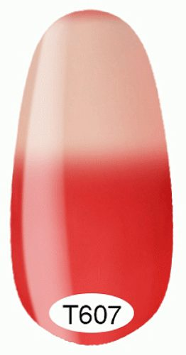 Thermo gel polish №T607 12 мл